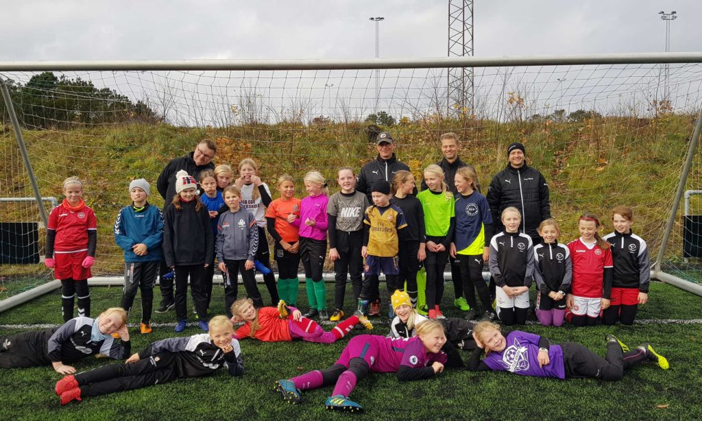 Åben Pigefodboldtræning U8-U12
