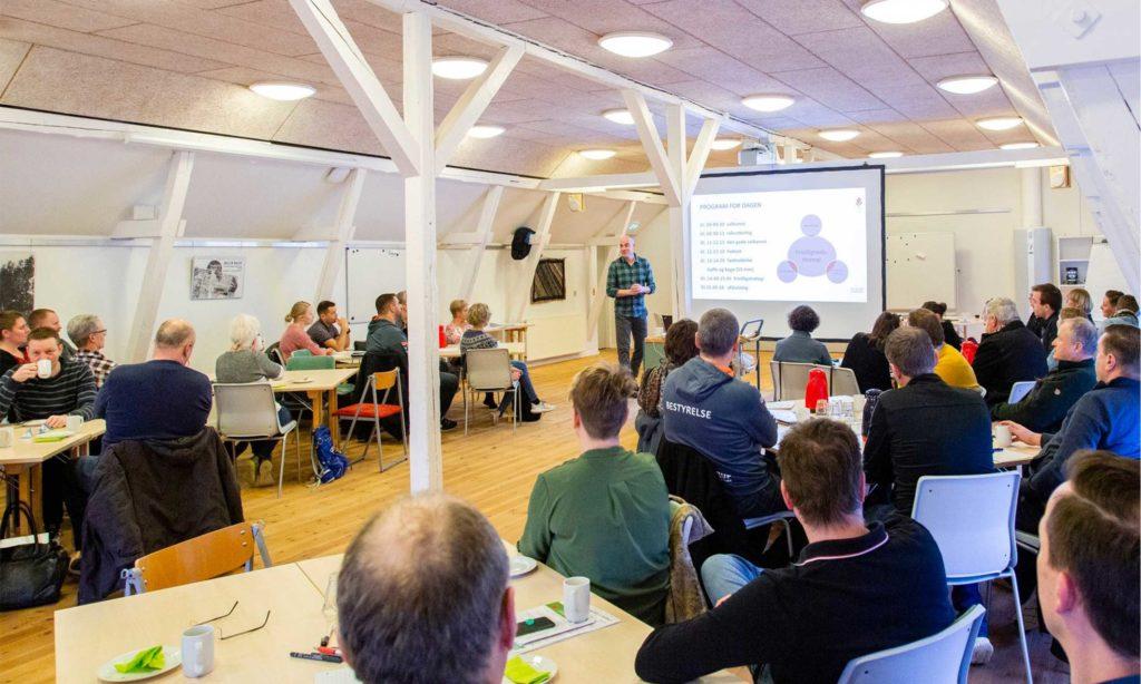 Lokale foreninger med fokus på frivillighed